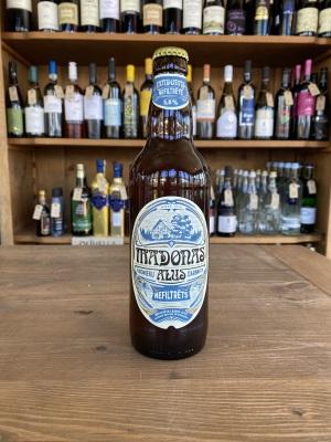 MADONAS Nefiltrēts alus